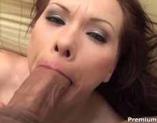 Unbelievable oral workout Katja Kassin